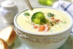 Mňam tip na dnešní večeři: Krémová brokolicová polévka s čedarem | iMnam.cz
