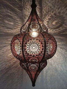 Orientalische Marokkanische Arabische Hängeleuchte Deckenlampe Lampe Laterne NEU in Möbel & Wohnen, Beleuchtung, Deckenlampen & Kronleuchter | eBay