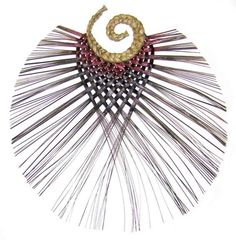 Flax Weaving Harekeke Wall Art- Made in New Zealand Sand Crafts, Seashell Crafts, Rock Crafts, Flower Crafts, Flax Weaving, Weaving Art, Hand Weaving, Fall Arts And Crafts, Arts And Crafts Storage