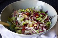 nancy's chopped salad | smitten kitchen