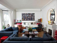 Marion Collard architecte - Paris 17