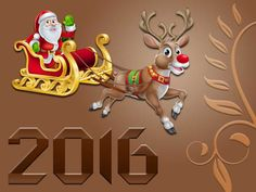 Happy New Year 2016: New Year Wallpaper for Tablet 2016