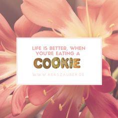 Kekse machen einfach glücklich! #betterlife #morecookies #allesbio #KEKSE #geschenkidee #KEKSZauber #buchstabenkekse #keksbotschaften #welovecookies