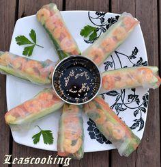 Thai dipping sauce, spring rolls recipe,  vietnamese spring roll recipe