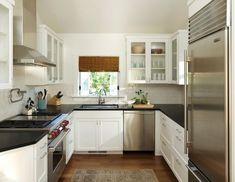 Small U Shaped Kitchen Designs : Layout Ideas Of Small U Shaped Kitchen  Designs. Small U Shaped Kitchen Designs.