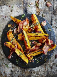 Spicy Roasted Squash | Vegetables Recipes | Jamie Oliver Recipes