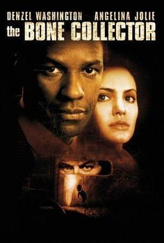 Rent The Bone Collector starring Denzel Washington and Angelina Jolie on DVD and Blu-ray. Get unlimited DVD Movies & TV Shows delivered to your door with no late fees, ever. One month free trial! See Movie, Film Movie, Movies Showing, Movies And Tv Shows, The Bone Collector, Capas Dvd, Image Film, Films Cinema, Bon Film