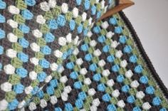 I really want a a crocheted blanket!