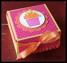 little boxes, craft boxes, paper craft, box tutori, gift ideas, candles, favor boxes, tea lights, candl box