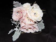 Vintage Bouquet & Crystals