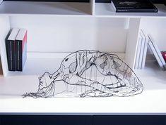 LIX: The World's Smallest 3D Printing Pen Draws Designs in Thin Air | Inhabitat…