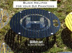 Your very own #helipad for your #DJI #Phantoms from uavbits.net