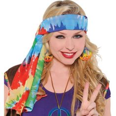 Hippie Headscarf