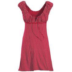 Gigi polka dot dress