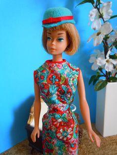 Vintage Barbie American Girl in Outdoor Art Show 1650   eBay