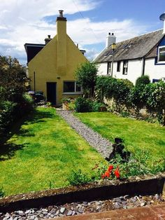 in Inverness, GB. Be 50m from the seaside in this beautiful old cottage in the historic village of Ardersier. Twin bunk room (can sleep 3) and spacious double room - £45 per room. Basic breakfast included.