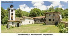 Saint Mary in village Slivnica - Slivnica Monastery