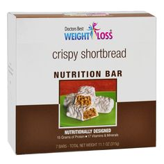 (7 bars per box) Chewy and crunchy, with a sweet peanut butter taste – similar to a Rice Krispie Bar in texture or like a chocolate and peanut butter granola bar. Great for that afternoon snack-attack with a wholesome 15g of protein to get you through until dinner. Key Highlights:...