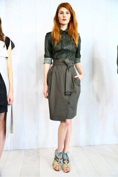 Marissa Webb's Banana Republic Is a Whole New Level of Chic via @WhoWhatWear....PERFECT...