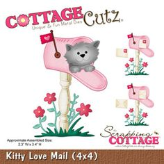 The Scrapping Cottage - Where CottageCutz are Always Blooming - CottageCutz Valentines