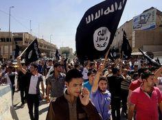 EI decapita 150 pessoas e sequestra 400 em cidade síria. (foto: AP)