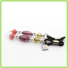 picture of Corinne McCormack eyeglass chain
