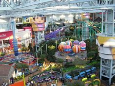 Book your tickets online for Nickelodeon Universe, Bloomington, MN