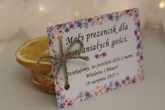 Charytatywna Fantowa Loteria Ślubna, oryginalny pomysł na prezent dla gości weselnych