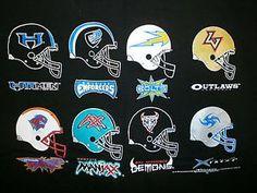 XFL helmets Cool Football Helmets, Pro Football Teams, Football Memes, Watch Football, Canadian Football League, American Football, 32 Nfl Teams, Sports Teams, Sports Logo