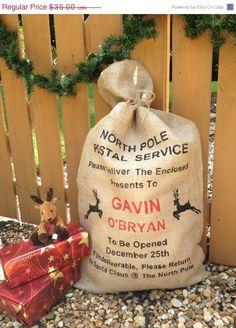 What's In Santa's Sack? от Sadie Bell на Etsy