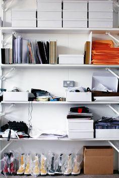 En el estudio de J W Anderson: La importancia de los accesorios