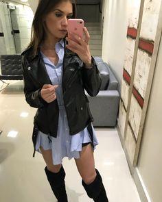 """b53e3b1e1 Leona Closet on Instagram  """"✓️Hoje vamos de vestidinho"""
