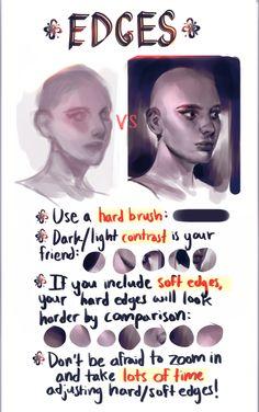 Digital Painting tips