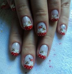 Spring Nail Art, Spring Nails, Pedicures, Nail Ideas, Chile, Manicure, Nail Designs, Easy Nails, Designed Nails