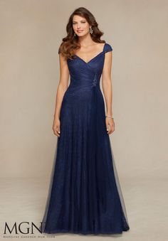 Evening Gowns and Mother of the Bride Dresses - Dress Style 71318