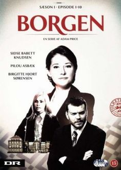 Borgen is one of best TV series in recent years. An intelligent political drama with particularly strong female characters.