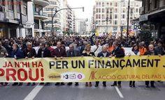 El PP alerta de que estas protestas son «el caldo de cultivo del independentismo»