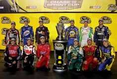 2012 Sprint Cup racers Follow us @ https://www.pinterest.com/livescores/
