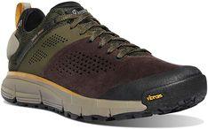 """Trail 2650 3"""" Dark Brown/Green. Obermaterial: Leder Sohle: Gummi Verschluss: Schnürsenkel Absatzform: Flach Schuhweite: Medium  Schuhe & Handtaschen, Schuhe, Herren, Sneaker & Sportschuhe, Sport- & Outdoorschuhe, Laufschuhe, Traillaufschuhe Men Hiking, Hiking Gear, Hiking Boots, Best Hiking Shoes, Trail Running Shoes, Hiking Fashion, Stylish Boots, Boots Online, Top Shoes"""