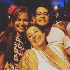 Taís Paranhos: #MostreSeuCarnaval Mel, Telma e João