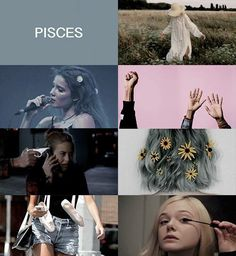 Venus in pisces collage zodiac (✿◠‿◠) Pisces Quotes, Pisces Zodiac, Astrology Pisces, Pisces Girl, Pisces Woman, Astrology Signs, Zodiac Signs, Venus In Pisces, Leo And Cancer