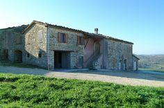 Borgo Le Case vor der Renovierung