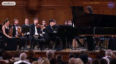 George Li plays Wolfgang Amadeus Mozart: Piano Concerto No.23 in A major – Moscow Chamber Orchestra, Alexey Utkin – XV International Tchaikovsky Competition, 2015, Piano / Round 2, Second stage
