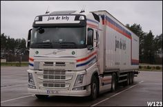 Jan de Lely Truck Paint, Volvo Trucks, New Shape, Jaba, Vehicles, Trucks, Earn Money, Car, Vehicle