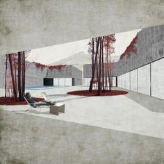 Hospedería en Herrera del Duque / TEd'A arquitectes | Plataforma Arquitectura