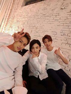 Jun, Jeonghan & The8