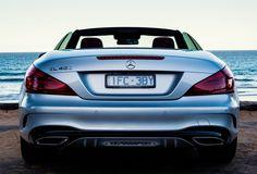 Mercedes-Benz SL 400  (R231) '2016