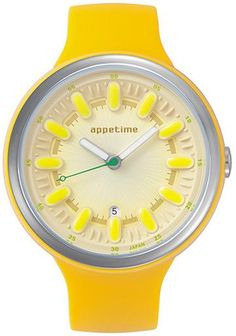 Appletime on Watchismo: how come this watch is called Appletime but looks so darn lemony?
