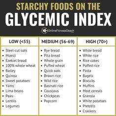 Glycemic Index Chart low glycemic diet Low Glycemic Foods List, Starchy Foods List, Low Gi Foods List, Low Glycemic Fruits, Non Starchy Vegetables List, Low Glycemic Diet Plan, High Glycemic Index Foods, Diabetic Food List, Diabetic Tips