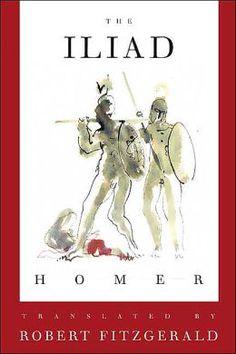 the iliad | homer, fitzgerald